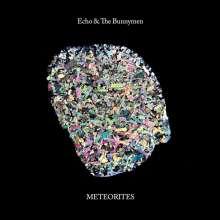 Echo & The Bunnymen: Meteorites (CD + DVD) (Special Edition), 1 CD und 1 DVD