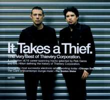 Thievery Corporation: It Takes A Thief (The Best Of), CD