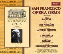 San Francisco Opera Gems Vol.2, 3 CDs
