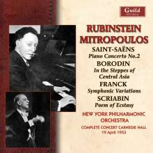 Camille Saint-Saens (1835-1921): Klavierkonzert Nr.2, CD