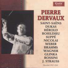 Pierre Dervaux dirigiert, 2 CDs