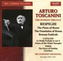 Ottorino Respighi (1879-1936): Pini di Roma, CD