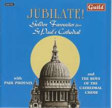 The Boys of St. Paul's Cathedral Choir - Jubilate, CD