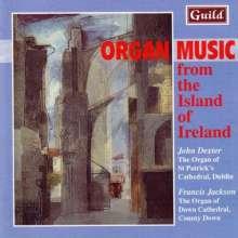 Organ Music from the Island of Ireland, CD