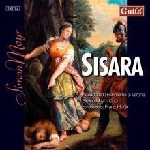 Johann Simon (Giovanni Simone) Mayr (1763-1845): Sisara (Oratorium), 2 CDs