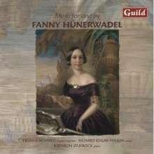 Fanny Hünerwadel (1826-1853): 6 Lieder für Sopran (oder Tenor) & Klavier, CD