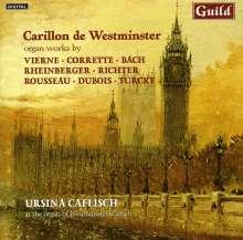 Ursina Caflisch - Carillon de Westminster, CD