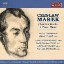 Czeslaw Marek (1891-1985): Kammermusik & Klavierwerke, 2 CDs