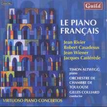 Timon Altwegg - Le Piano Francais, CD