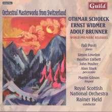 Orchestral Masterworks from Switzerland, CD