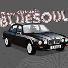 Terry Gillespie: Bluesoul, CD