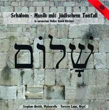 Stephan Breith & Torsten Laux - Schalom, Musik mit jüdischem Tonfall, CD