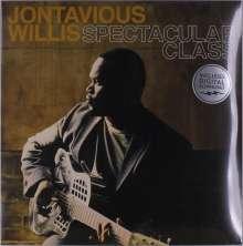 Jontavious Willis: Spectacular Class, LP