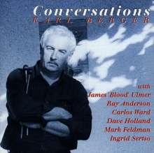 Karl Berger (geb. 1935): Conversation, CD