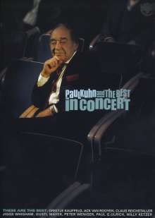 Paul Kuhn (1928-2013): And The Best In Concert - 16.9.2003 (3Sat Festival in Mainz), DVD