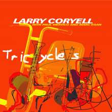 Larry Coryell (1943-2017): Tricycles, CD