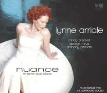Lynne Arriale (geb. 1957): Nuance: The Bennett Studio Sessions (CD + DVD), 1 CD und 1 DVD