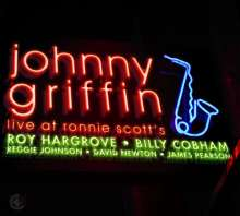 Johnny Griffin (1928-2008): Live At Ronnie Scott's, CD