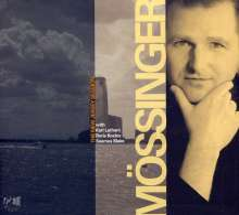 Johannes Mössinger (geb. 1964): The New Jersey Session, CD