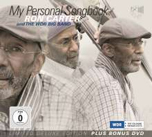 Ron Carter (geb. 1937): My Personal Songbook (Limited Deluxe Edition), 1 CD und 1 DVD