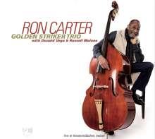 Ron Carter (geb. 1937): Golden Striker Trio: Live At Theaterstübchen, Kassel 2016, CD