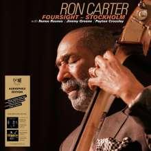 Ron Carter (geb. 1937): Foursight - Stockholm (Audiophile Edition) (180g), 2 LPs