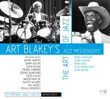 Art Blakey (1919-1990): The Art Of Jazz (100. Geburtstag), CD