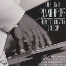 The Story Of Piano Blues, CD