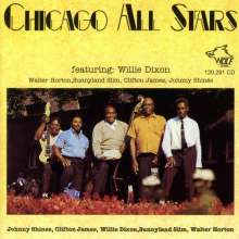 Chicago All Stars: Chicago All Stars, CD
