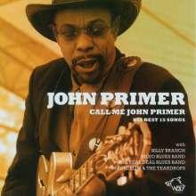 John Primer: Call Me John Primer, CD