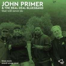 John Primer: That Will Never Do, CD