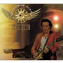 Solomon King: Train, CD