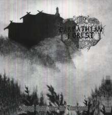 "Carpathian Forest: Through Chasm, Caves & Titan Moods EP, Single 12"""