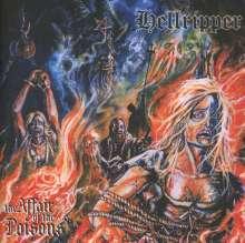 Hellripper: The Affair Of Poisons, CD