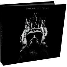 Katatonia: City Burials (Limited Mediabook), CD