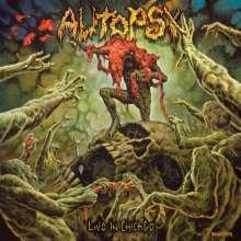 Autopsy: Live In Chicago, 2 LPs