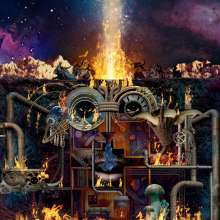 Flying Lotus: Flamagra, 2 LPs