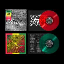 Nightmares On Wax: Smokers Delight (Limited 25th Anniversary Edition) (Green & Red Vinyl), 2 LPs