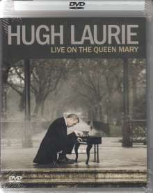 Hugh Laurie: Live On The Queen Mary, DVD