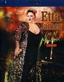 Etta James: Live At Montreux 1975-1993, Blu-ray Disc