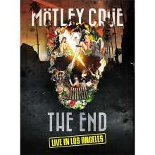 Mötley Crüe: The End: Live In Los Angeles, Blu-ray Disc