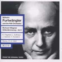 Wilhelm Furtwängler & the RAI Orchestra, CD