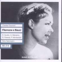 Charles Gounod (1818-1893): Filemone e Bauci, 2 CDs