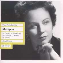 Peter Iljitsch Tschaikowsky (1840-1893): Mazeppa, 2 CDs