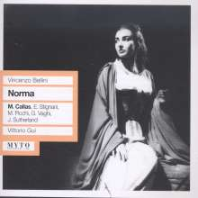 Vincenzo Bellini (1801-1835): Norma, 2 CDs