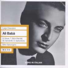 Luigi Cherubini (1760-1842): Ali Baba, 2 CDs