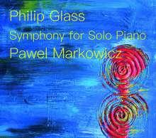 Philip Glass (geb. 1937): Symphonie Nr.8 (arr. für Klavier solo), CD