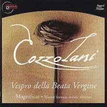 Chiara Margherita Cozzolani (1602-1677): Vespro Della Beata Vergine, 3 CDs