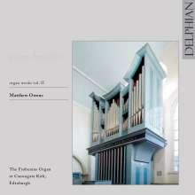 Johann Pachelbel (1653-1706): Orgelwerke, CD