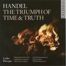 Georg Friedrich Händel (1685-1759): The Triumph of Time & Truth (Oratorium), 2 CDs